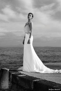Michal Medina Bridal Spring 2016 Couture Wedding Dresses | Wedding Inspirasi