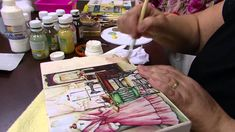 Mulher.com - 12/02/2016 - Caixa de costura mdf decorada - Rose Rodrigues...