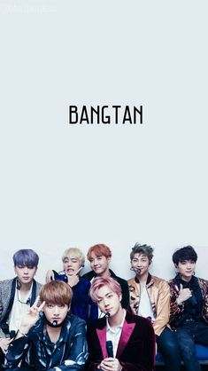 BTS | Bangtan Boys | | Jungkook | | Jin | | Jimin | | V | | J Hope | | Rap Monster | | SUGA |