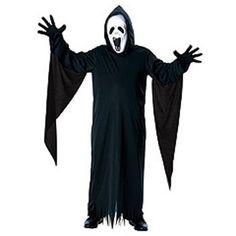 Ghost Costume- Halloween Costume