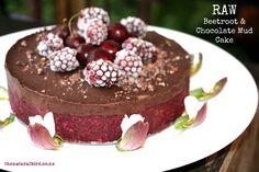 RAW Beetroot & Chocolate Mud Cake – The Natural Bird