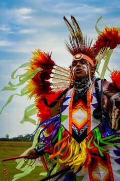 Choctaw Fancy Dancer, Demetrius Williams, Mississippi Band Choctaw Indians. Amy Morris/Ciraphotography.com.  27th Native American Festival at Moundville Archeological Park. AL, Oct. 2015.  Read more at http://indiancountrytodaymedianetwork.com/2015/10/26/15-stunning-images-27th-native-american-festival-moundville-archeological-park-162217