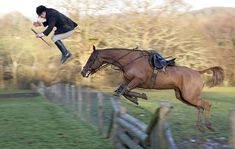 Spectacular hunting photo goes viral, but is it real? Find out at http://www.horseandhound.co.uk/news/spectacular-hunting-photo-goes-viral-472511#moFreSmsiV5Ru3P1.99