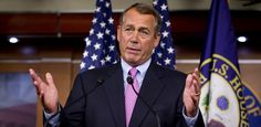 """Speaker of the House John Boehner (R-OH) yesterday released the Republican """"Plan B"""" for averting the so-called """"fiscal cliff"""": a bill to allow the Bush tax cuts on income in excess of $1 million to expire. The White House has already said that President Obama would veto the bill if it ever reaches his desk, but House Republicans are forging ahead with a vote, claiming that their bill is a """"net tax cut.""""  It isn't.  See the full article for all the info."""