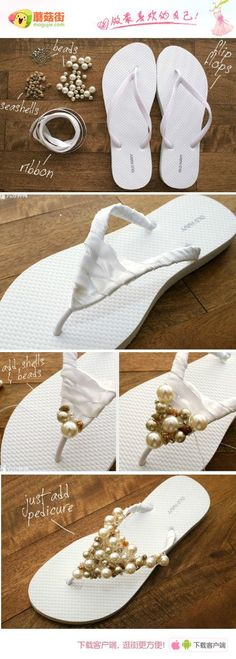 Ooo that would be fun, dress up all my cheap flip flops i love so much xD
