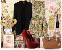 """Bonjour.....madame!!"" by jowaisa on Polyvore"