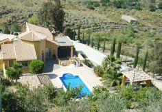 B643: Villa for sale in Los Gallardos, Almería. Click picture for more details.
