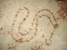 Aengus Oengus Angus Og Prayer Beads in by HearthfireHandworks