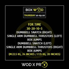 Crossfit Workouts At Home, Crossfit Body, Wod Workout, Abs Workout Routines, Cross Training Workouts, Weight Workouts, Box Jumps, Garage Gym, Gain
