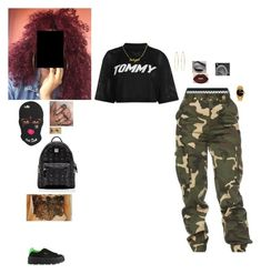 My Dear Melancholy, by ohsnapitzchasy on Polyvore featuring polyvore fashion style Tommy Hilfiger Agent Provocateur Puma MCM Rolex Brooks Brothers Sonix Lime Crime clothing