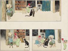 Scheiner Arthur 1883–1938 | Kulihrášek | Aukce obrazů, starožitností | Aukční dům Sýpka