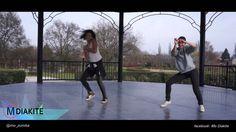 MO DIAKITE: Sigueme y te Sigo By Daddy Yankee (Zumba® fitness Choreography)
