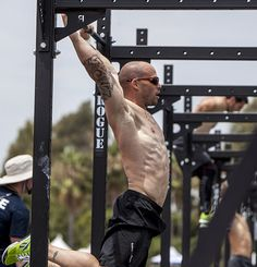 A Word from Spealler | CrossFit Games