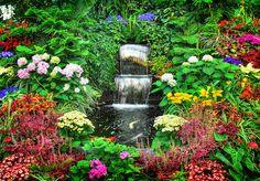 Butchart Gardens, Victoria, B.C. Canada