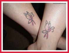breast cancer tattoos butterfly