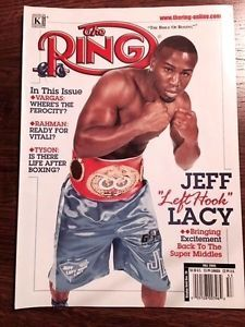 Fall 2005 The Ring Boxing Magazine Vargas Rahman Lacy Tyson | eBay