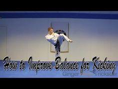 Taekwondo Kicking | Dynamic Stretching Drills (Get High Kicks) - YouTube