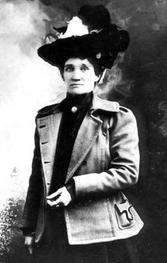 Calamity Jane My aunt slept in a hotel bed with her