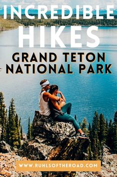 Day Hiking Itinerary in Grand Teton National Park