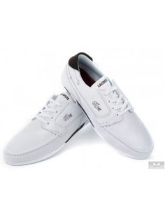 a0b5c37c5 Zapatillas LACOSTE color Blanco. DREYFUS MB. Lacoste SneakersKedsAthletic  ShoeMan ...