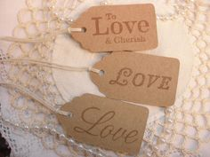 cute tags for gifts