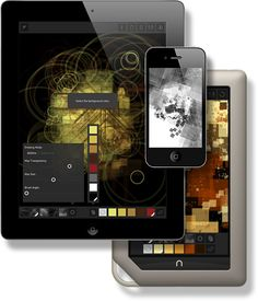 A nice site/app for creating digital art.