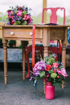 Bright and Colourful Victorian Railway Station Wedding: Ben & Vicky