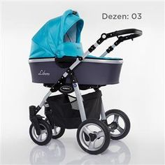 Kunert Libero kolica za bebe, set 2u1 dezen 03