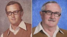 Awesome! Teacher wears the same outfit for 40 years of school pictures. Article & Slideshow. Dale Irby in 1973 (left) when his streak began, and in 2012, when the last of his 40 wonderful school photos was taken.