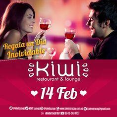 "Viernes 14/02: ""Regala un día Inolvidable"" en Kiwi Lounge >> http://fb.me/1aEz1vbCD"