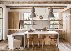 Atlanta-based designer Betty Burgess featured in the Winter 2016 issue of MILIEU. Home Design, Interior Design, New Kitchen, Kitchen Dining, Kitchen Ideas, Design Kitchen, Update Kitchen Cabinets, Ideas Hogar, Cuisines Design