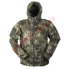 Mil-Tec ANORAK COMBAT SUMMER COYOTE Outdoorjacke Jacke