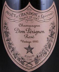 1995 Moët & Chandon Cuvée Dom Pérignon Rosé