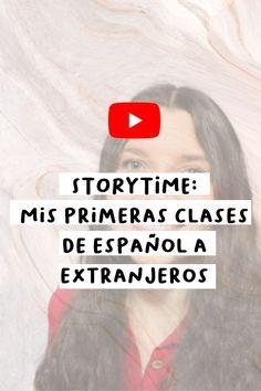 En este video te cuento mis primeras experiencias enseñando español a extranjeros online. #ganardinero #trabajardesdecasa #enseñarespañolonline Blogging, You Better Work, You Must, Marketing Digital, Latina, Collaboration, Boards, Instagram, Ideas