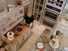 My miniature kitchen 1:12 by It's a miniature life