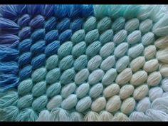 Çivili kasnakta battaniye