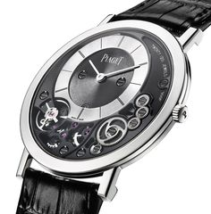 """Piaget Altiplano 38mm 900P Is Newest World's Thinnest Mechanical Watch At 3.65mm by Ariel Adams - Today on aBlogtoWatch.com """"For 2014 Piaget will once again hold and retain the title of """"world's thinnest watch"""" with the Altiplano 38mm 900P. For years now Piaget has been releasing mechanical watch after mechanical watch exclusively dedicated to the notion of being the thinnest possible of that type. This practice began long ago with lots of success..."""""""