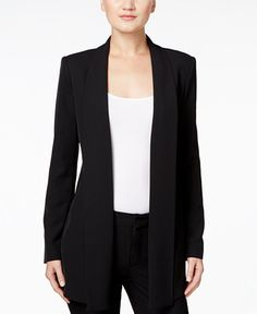 94.99$  Buy here - http://vieqd.justgood.pw/vig/item.php?t=85viwn28159 - Open-Front Soft Jacket 94.99$