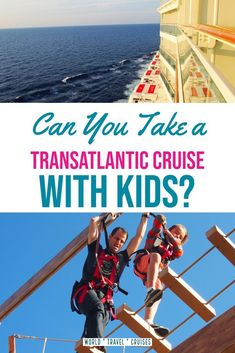 Crossing the Atlantic on a cruise ship. Is it OK with kids? What's a Transatlantic Cruise Like? Norwegian Epic, Norwegian Cruise Line, Cruise Tips, Cruise Travel, Travel Couple, Family Travel, Repositioning Cruises, Family Friendly Cruises, Transatlantic Cruise
