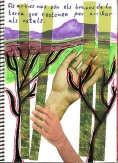 art journal - kanáfora