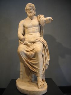 [Phidias, Statue of zeus, 440-422 BC, Olympia Greece, High classical] The Olympic Games, was held every four years in honor of the King of their gods, Zeus.The games helped to unify the Greek city-states and a sacred truce was declared. made of plated ivory and gold panels over a wooden framework, ebony, ivory, gold, and precious stones, and was regarded as one of the Seven Wonders of the Ancient World until its eventual loss and destruction during the fifth century AD. (Diana Delgado)