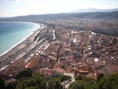 Vue sur Nice - Janvier 2014 - Partageco.fr