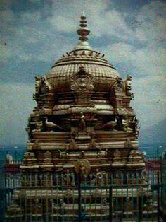 Golden Sanctum of Palani Murugan Temple