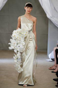 Vestidos de noiva Carolina Herrera, Primavera 2013 | O Nosso Casamento
