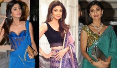 Shilpa Shetty Nailed The Festive Look In Shades Of Blue - Shilpa Shetty is quite the desi girl. She's a huge Ganapati fan and devotes a generous part of her time in worshiping him. Not just that, she also fasts for her husband's long life during karva chauth. Just by looking at how spiritual she is, one can tell that she would also enjoy Diwali – […] The post Shilpa Shetty Nailed The Festive Look In Shades Of Blue appeared first on Indian Fashion Blog with Latest Trends for Women –…