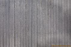 Corrugated metal background texture