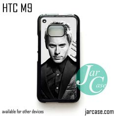 Jared Leto Main Vocal 30STM Phone Case for HTC One M9 case and other HTC Devices