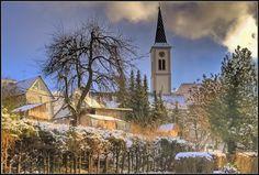 Stockach-Hoppenzell, Kirche St. Georg (Konstanz) BW DE