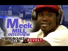 Meek Mill Interview | The Breakfast Club Power 105.1 | 7/8/2015