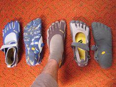Vibram Five Fingers: why we wear them